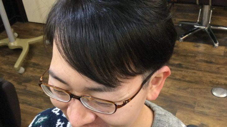 【男前カット】メンズが似合うヘアカタログ Vol.157 ナチュラルヘアで男前