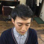 【男前カット】メンズが似合うヘアカタログ Vol.162 テレワークでも男前