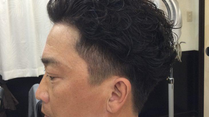 【男前カット】メンズが似合うヘアカタログ Vol.163 メンズパーマで男前