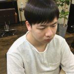 【男前カット】メンズが似合うヘアカタログ Vol.171 縮毛矯正で男前