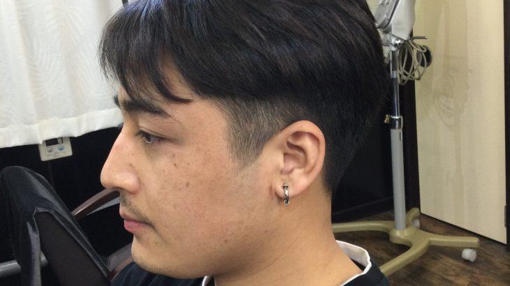 【男前カット】メンズが似合うヘアカタログ Vol.178 ツーブロックで男前
