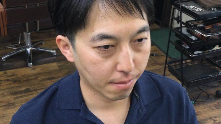【男前カット】メンズが似合うヘアカタログ Vol.181 ナチュラルヘアで男前