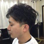 【男前カット】メンズが似合うヘアカタログ Vol.179 メンズパーマで男前
