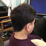 【男前カット】メンズが似合うヘアカタログ Vol.180 デジタルパーマで男前
