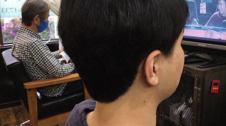 【男前カット】湿気の季節、くせ毛君ハピネスヘアに集合!!