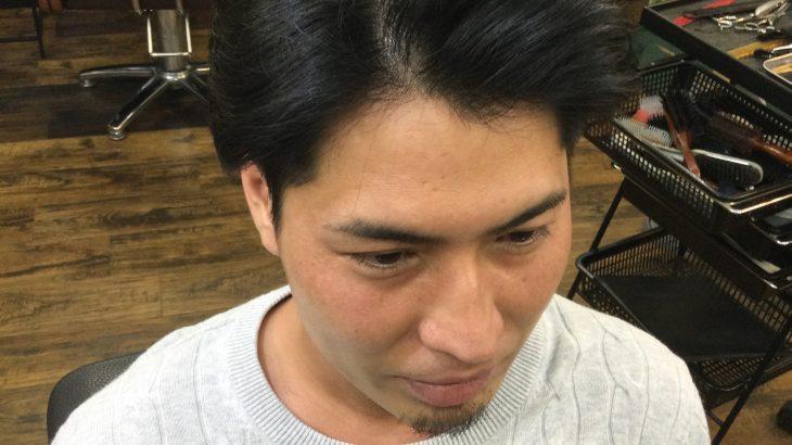 【男前カット】メンズが似合うヘアカタログ Vol.183 ナチュラルヘアで男前