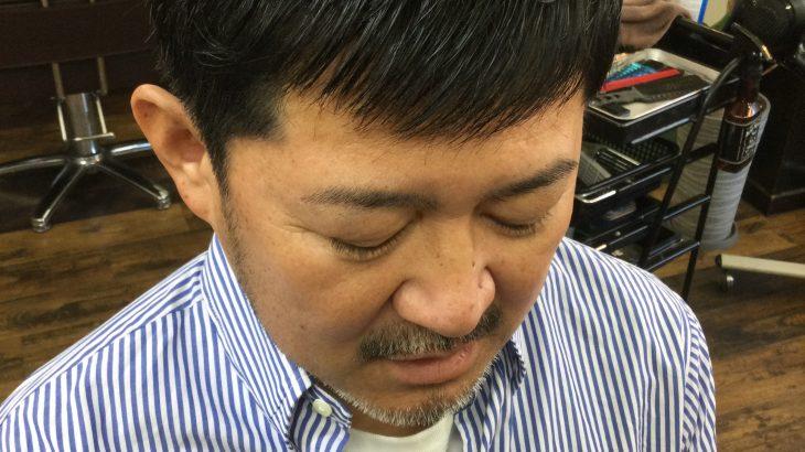 【男前カット】メンズが似合うヘアカタログ Vol.184 ボリュウームアップパーマで男前