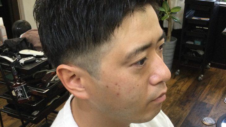 【男前カット】メンズが似合うヘアカタログ Vol.187 ツーブロックで男前