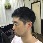 【男前カット】メンズが似合うヘアカタログ Vol.191 夏のベリーショートで男前