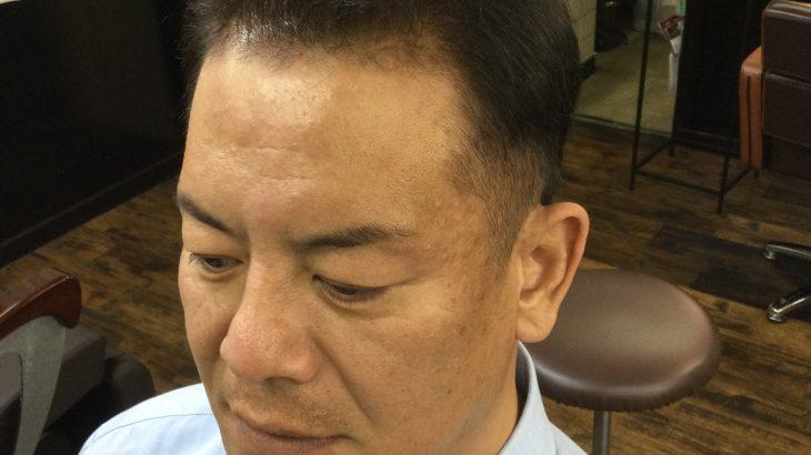 【男前カット】メンズが似合うヘアカタログ Vol.193 三回目でやっと男前カットになる
