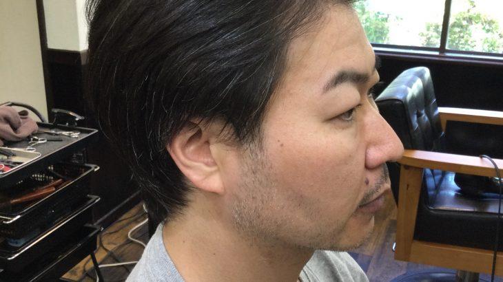 【男前カット】メンズが似合うヘアカタログ Vol.203 くせ毛ふんわり男前