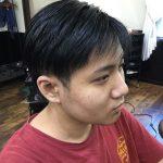 【男前カット】メンズが似合うヘアカタログ Vol.204 ナチュラルヘアで男前