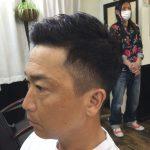 【男前カット】メンズが似合うヘアカタログ Vol.214 ベリーショートで男前