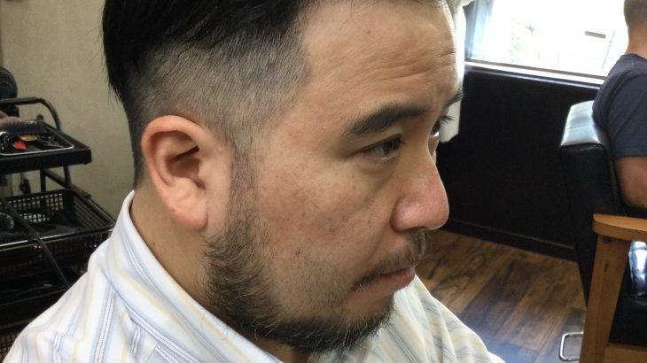 【男前カット】メンズが似合うヘアカタログ Vol.212 バーバースタイルで男前